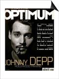L'Optimum, September 1999 - Johhny Depp Prints by Patrick Swirc