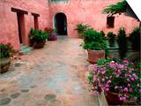Architecture in Oaxaca, Mexico Prints by Bill Bachmann