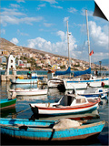 Marina and Fishing Port of Saranda, Albania Posters by  Prisma