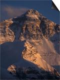 Vassi Koutsaftis - Mt. Everest at Sunset From Rongbuk, Tibet Obrazy