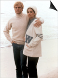 The Way We Were, Robert Redford, Barbra Streisand, 1973 Prints