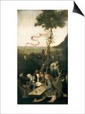 The Ship of Fools Poster by Hieronymus Bosch