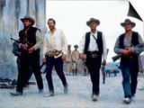 The Wild Bunch, Ben Johnson, Warren Oates, William Holden, Ernest Borgnine, 1969 Prints