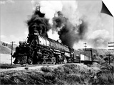 The Union Pacific Railroad, the Largest Railroad Network in the United States, Echo, Utah, 1942 Prints