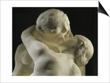 The Kiss Prints by Auguste Rodin
