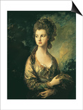 The Hon. Mrs. Thomas Graham Prints by Thomas Gainsborough