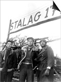 Stalag 17, Harvey Lembeck, William Holden, Robert Strauss, 1953 Prints
