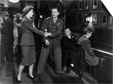The Best Years Of Our Lives, Myrna Loy, Fredric March, Harold Russell, Hoagy Carmichael, 1946 Prints