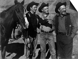Wagon Master, (AKA Wagonmaster), Ben Johnson, Harry Carey, Jr., Ward Bond, 1950 Prints