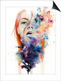 This Thing Called Art Is Really Dangerous Pôsters por Agnes Cecile