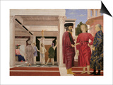 Flagellation of Christ Posters by  Piero della Francesca