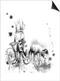 Flea Market Prints by Lora Zombie