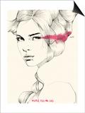 Lies Prints by Manuel Rebollo