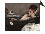 Bath Prints by Alfred Emile Léopold Stevens