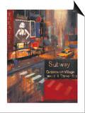 Urban Bombshell Prints by Myles Sullivan