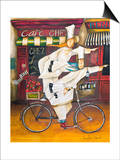 Chefs on the Go Prints by Jennifer Garant