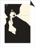 When the night comes Posters by Manuel Rebollo
