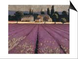 Lavender Weekend Prints by James Wiens