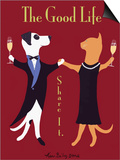 The Good Life Posters by Ken Bailey