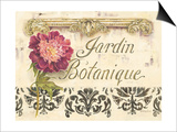 Jardin Botanique Posters by Kathryn White