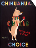 Chihuahua Art by Ken Bailey
