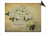 London Roses Prints by Cristin Atria