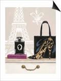 Fabulous Paris Posters by Marco Fabiano
