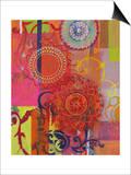 Textile Idea Posters by Jeanne Wassenaar
