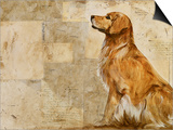 A Dog's Story 2 Prints by Elizabeth Hope