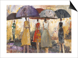 Spring Showers 2 Prints by Marc Taylor
