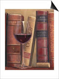 Books of Wine Prints by James Wiens