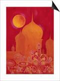 Paisley Taj Prints by Hope Smith
