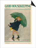 Good Housekeeping, April 1922 Prints by Jessie Willcox-Smith