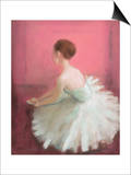 Ballerina Dreaming 2 Prints by Patrick Mcgannon