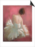Ballerina Dreaming 1 Posters by Patrick Mcgannon