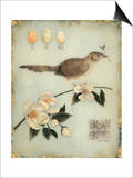 Blossom Recollection Prints by  Regina-Andrew Design