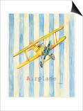 Airplane Prints by Catherine Richards