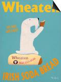 Wheaten Soda Bread Art by Ken Bailey