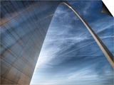 St. Louis Arch 3 Posters by Jamie Cook