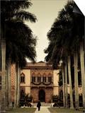 USA, Florida, Sarasota, Ringling Museum, Ca D'Zan, John Ringing Mansion Prints by Walter Bibikow
