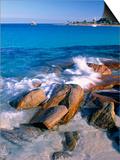 Meelup, Cape Naturaliste, Western Australia, Australia Art by Doug Pearson