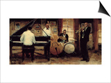 All That Jazz Prints by Myles Sullivan