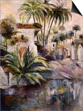 Panama Print by Mary Dulon
