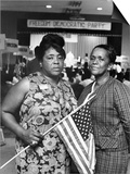 Fannie Lou Hammer and Ella Baker Prints by Maurice Sorrell