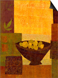 Autumn Reminiscences I Poster by Doris Mosler