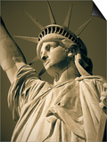 Statue of Liberty, New York City, USA Posters by Jon Arnold