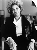 Toni Morrison, 1988 Print by James Mitchell