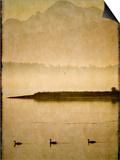 Morning Migration Prints by Doug Landreth