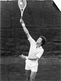 Tennis Pro Arthur Ashe, July 1975 Poster by Maurice Sorrell