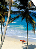 Bottom Bay, Barbados, Caribbean Poster by Doug Pearson